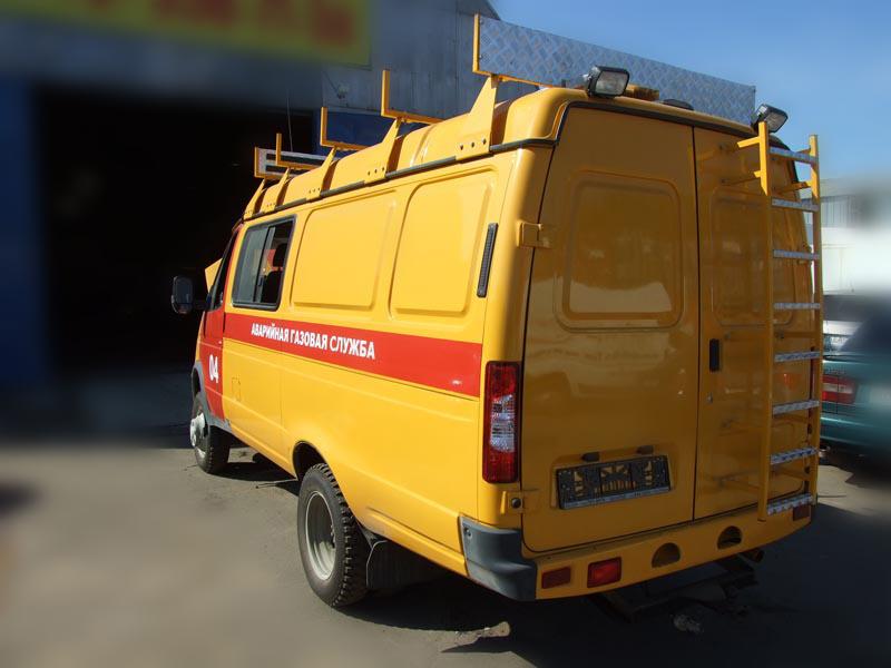 Автомобиль ОиРПГ