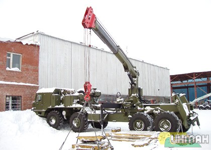 Кран манипулятор ИНМАН ИМ 240А