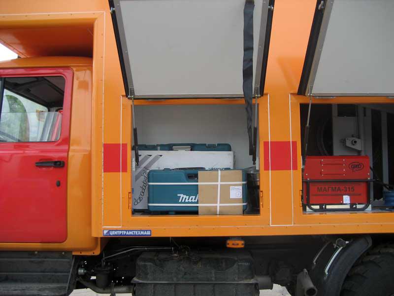 МАВР на базе ГАЗ-33081